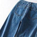 90's Vintage Light Washed Baggy Jeans